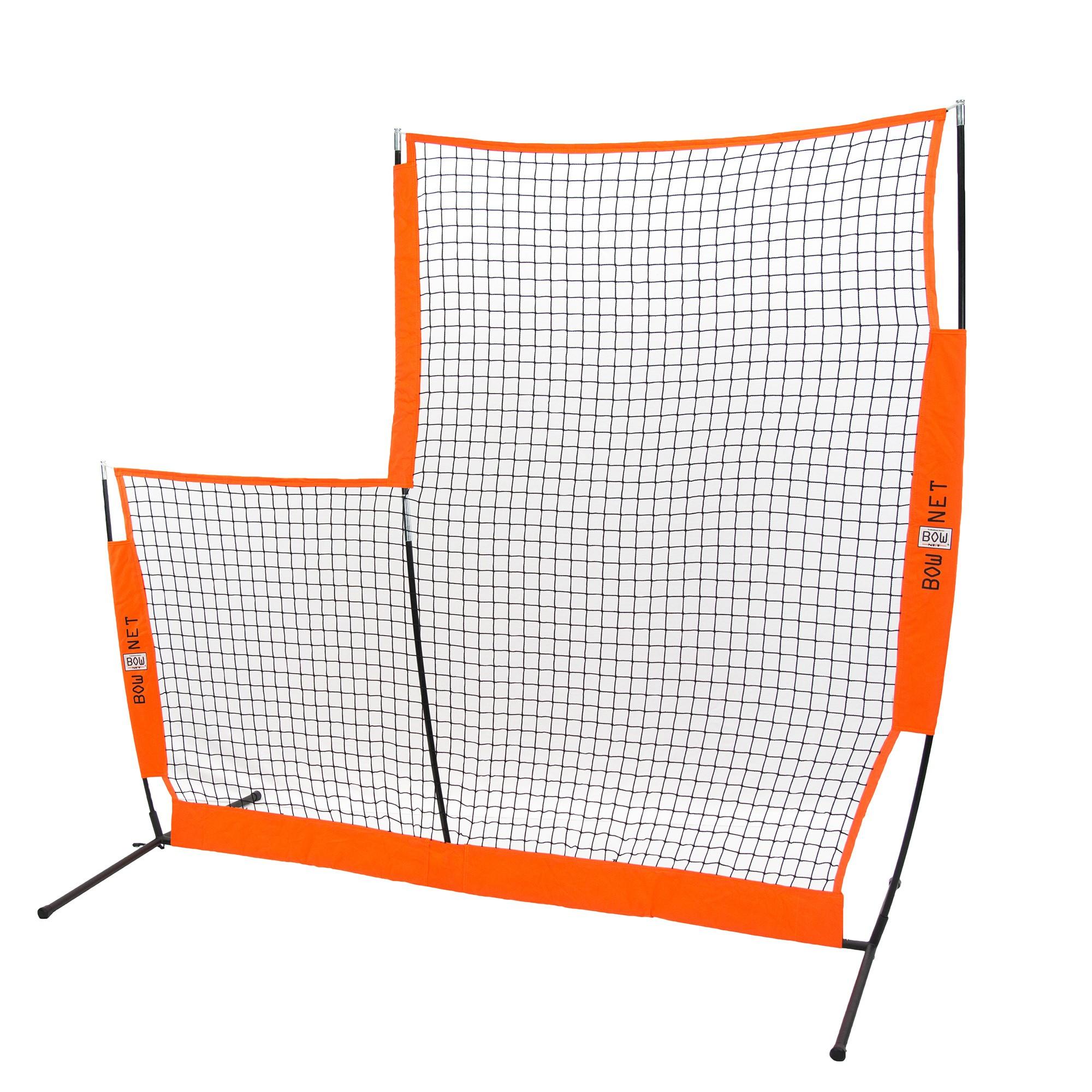 Bownet 8' x 7' L-Screen Pro Net