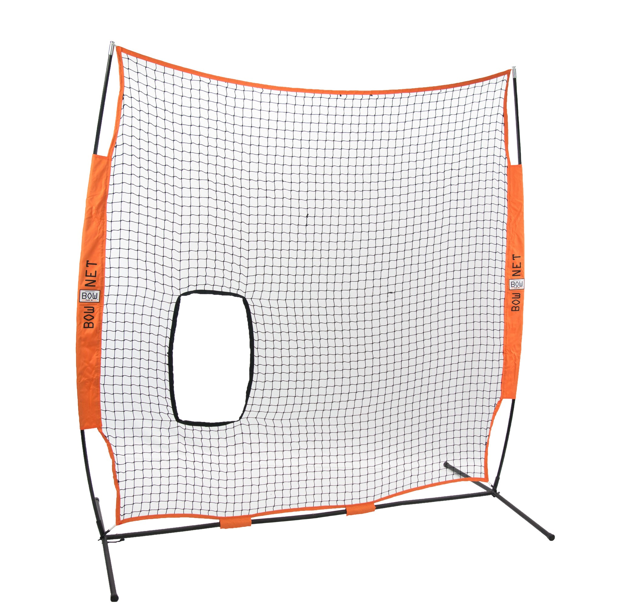 Bownet 8' x 8' Pitch Thru Pro Protection Net