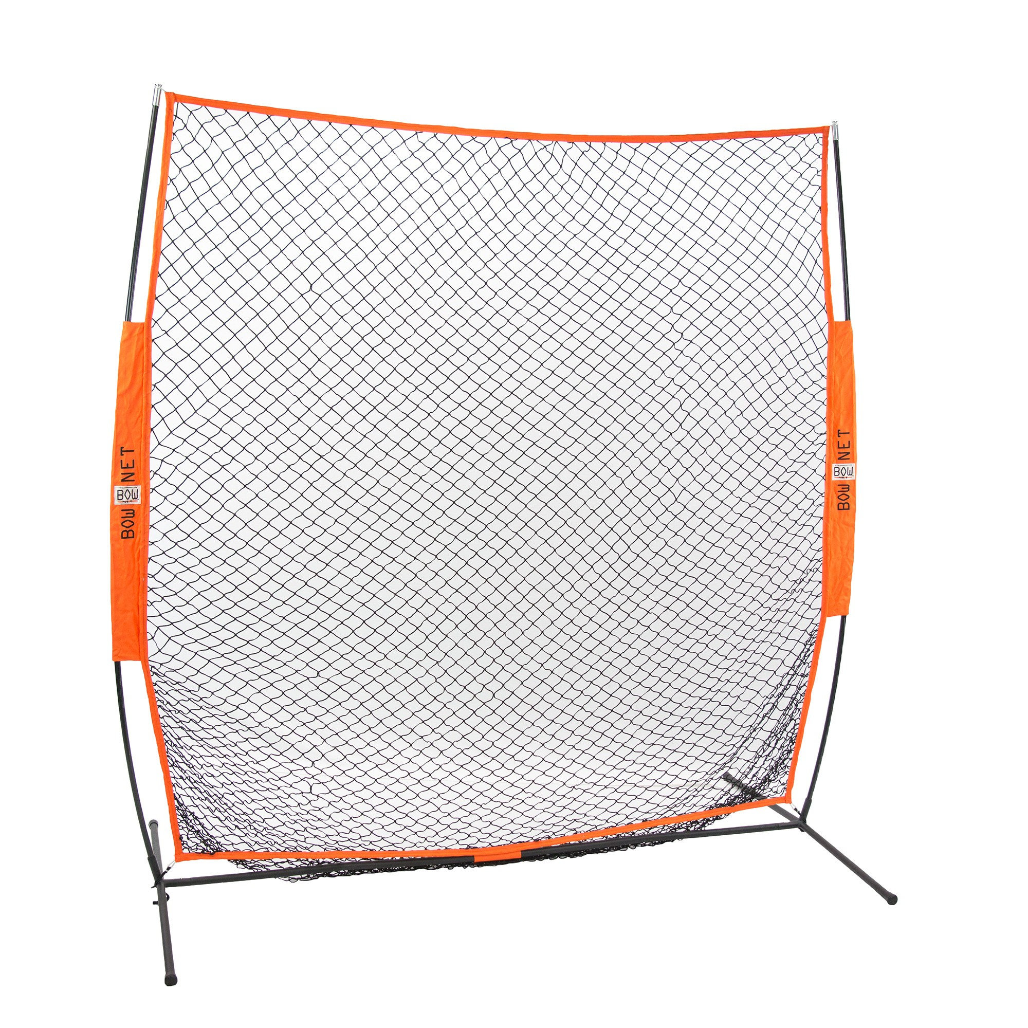 Bownet 8' x 7.5' Soft Toss Pro Training Net