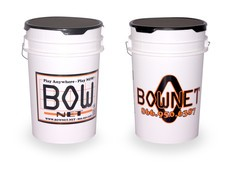 Bownet 6 Gal. Ball Bucket