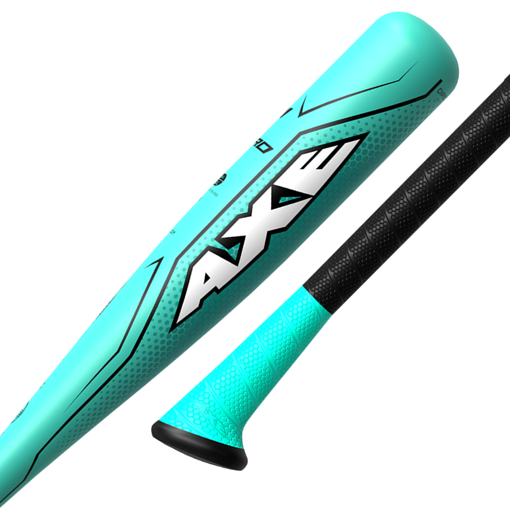 "Axe Bat 2017 2-1/4"" Youth Hero Tee Ball Bat-L129E (-11) (TEAL)"