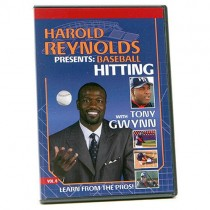 Baseball HItting with Tony Gwynn DVD