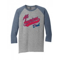 AAB Men's Baseball Undershirt w/ DAD