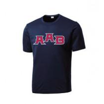 AAB Men's Performance Tee (BLUE)