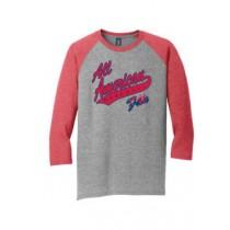 AAB Men's Baseball Undershirt w/ Fan
