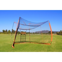 Bownet 20' x 11' Big Daddy 'Turtle' Backstop