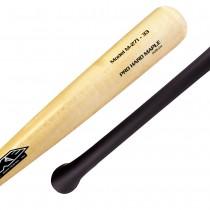 "Axe Bat Senior League 2-5/8"" Pro Hard Maple Baseball Bat-L118 (271 Profile)"