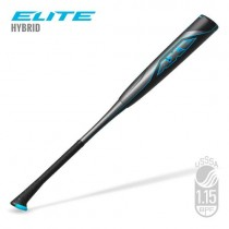 Axebat 2018 Elite Hybrid USSSA Baseball Bat L133F (-5) 2 5/8″