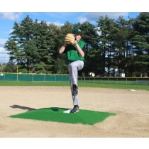 ProMounds Green Minor League Pitching Mound