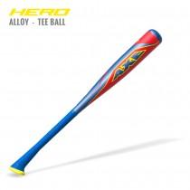 Axebat 2018 Hero Tee Ball USA Baseball Bat L129F (-11) (Blue/ Red)